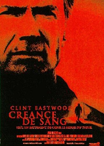 Deuda De sangre De Clint Eastwood-116 cm x 158 Cartel Cinema ...