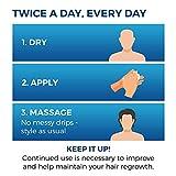 Regoxidine Men's 5% Minoxidil Foam Helps Restore