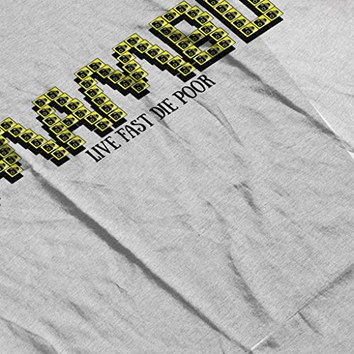 Die Heather Mambo Fast Grey Vest Poor Live Women's anqCBH