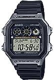 [カシオ]CASIO 腕時計 スタンダード AE-1300WH-8AJF メンズ