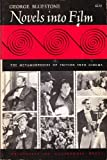 Novels into Film, George Bluestone, 0520001303