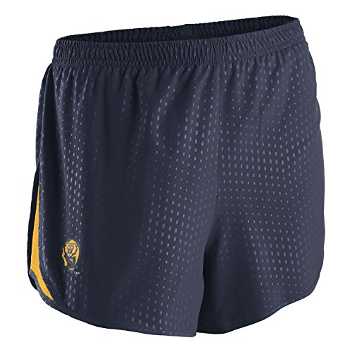 (Nike College Women's Stadium Mod Tempo Performance Shorts (XLarge, Cal Bears - Navy))