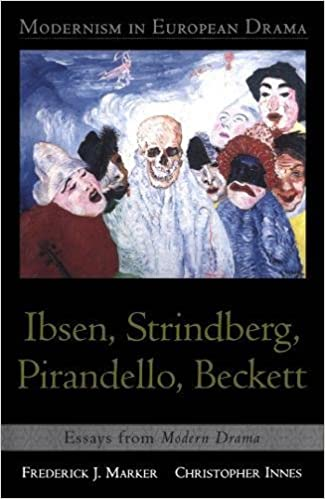 modernism in european drama ibsen strindberg p dello  modernism in european drama ibsen strindberg p dello beckett essays from modern drama christopher innes f j marker 9780802082060 com