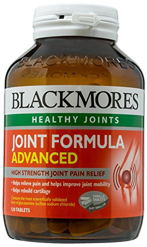 Blackmores Joint Formula Advanced 120 Tablets (Best Glucosamine Brand Australia)