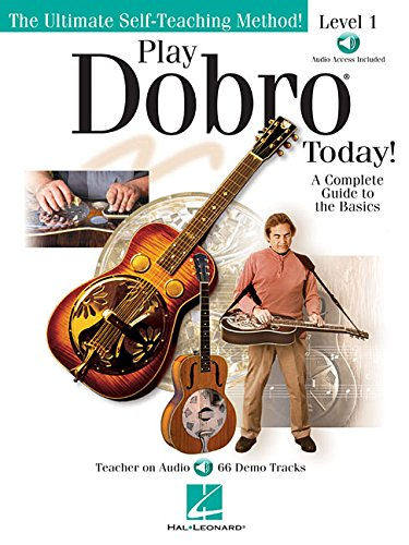 (Play Dobro  Today! - Level 1: A Complete Guide to the Basics)