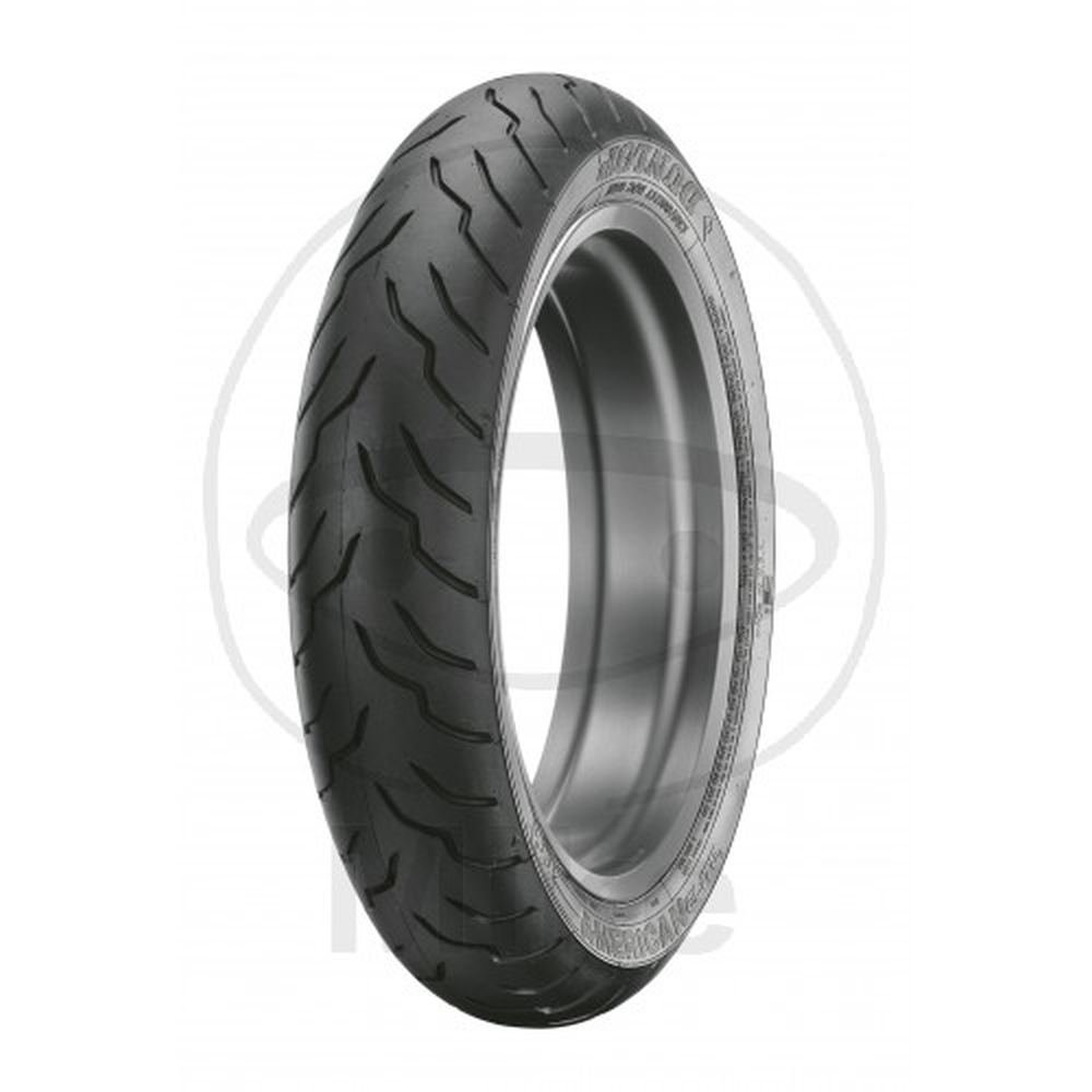 Dunlop Pneumatico 100/90 19 AMERICAN ELITE TL(FR 57H
