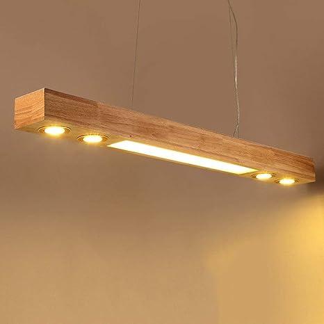 TXDZ Lámpara colgante LED Lámpara de mesa de comedor Tira ...