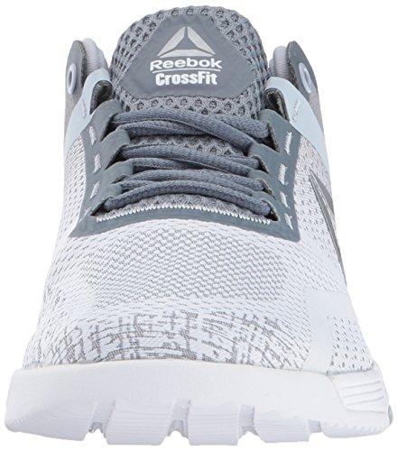 Grey Dust Reebok Running Cloud Women's Shoe White Silver Grace Asteroid Crossfit TR qT0WvUq
