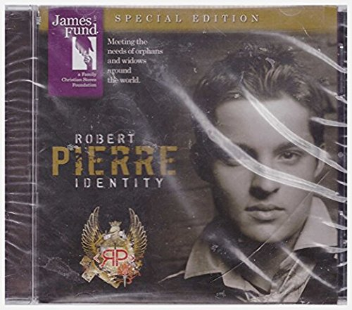 Identity (Special Edition) [crack in front jewel case] See main (Front Jewel)