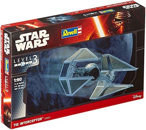 Revell - 03603 - Star Wars - Maquette - Tie Interceptor