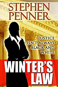 Winter's Law by Stephen Penner ebook deal