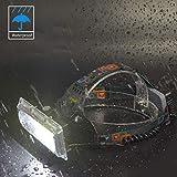 LED Headlamp LETOUR 1800 Lumen Rechargeable