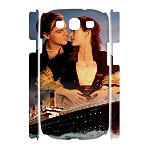 Winfors Titanic Jack & Rose Phone 3D Case For Samsung Galaxy S3 I9300 [Pattern-1]