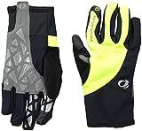 Pearl Izumi - Ride Men's Select Softshell Glove, Screaming Yellow, Medium