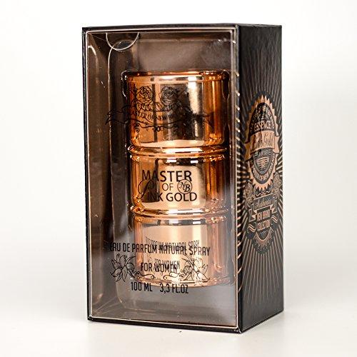 Amazoncom Master Of Pink Gold By New Brand 34 Floz Edp Spray