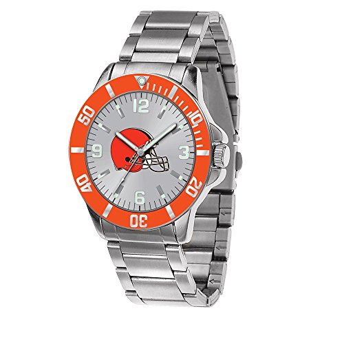 Gifts Watches NFL Cleveland Browns Key Watch by Rico Industries