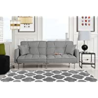 Divano Roma Furniture Collection - Modern Plush Tufted...