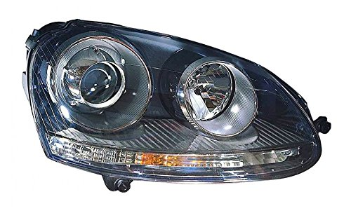 HID Headlight Headlamp Right Passenger Side RH for VW Volkswagen Golf Rabbit