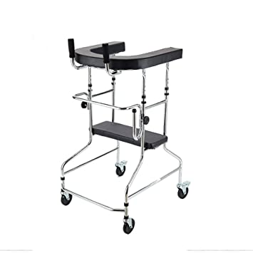 A WALKER Andador Plegable de aleación de Aluminio con ...
