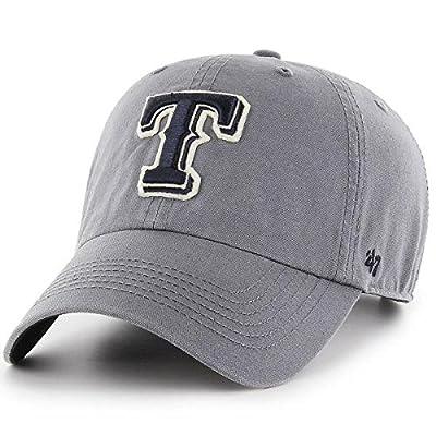 Texas Rangers '47 Borderland Clean Up Adjustable Hat - Navy