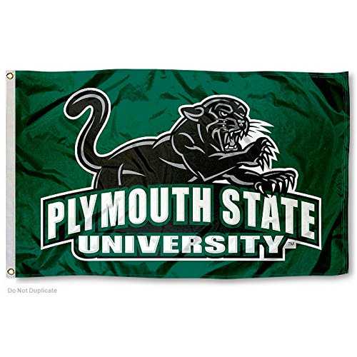 plymouth-state-panthers-flag