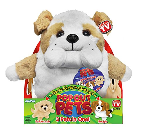Pop Out Pets Reversible Stuffed product image