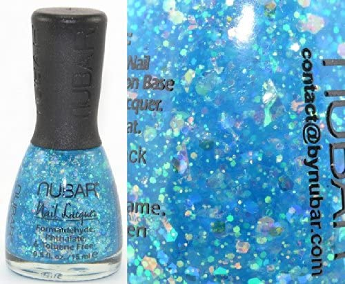 Esmalte de uñas roxy Nubar moda, 1er Pack (1 x 15 ml): Amazon.es: Belleza