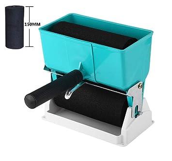 DIY Rodillo de Goma portátil Adecuado para Pegamento de PVC,látex,Pegamento para Madera y Otros pegamentos líquidos (6inches/320ml): Amazon.es: Deportes y ...