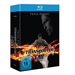 51aDcJphgaL. AA300  [Amazon] The Transporter – Triple Feature (1 3) [Blu ray] nur 15,99€ inkl. Versand