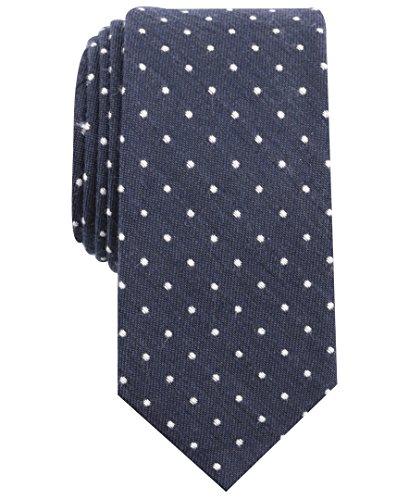Original Penguin Men's Montego Dot Tie Accessory, -true navy, One Size - Penguin Dots