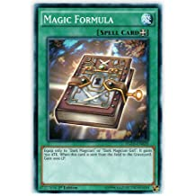 Yu-Gi-Oh! - Magic Formula (YGLD-ENB20) - Yugi's Legendary Decks - 1st Edition - Common by Yu-Gi-Oh!