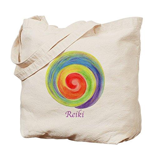 CafePress - bolsa para herramientas de reiki de remolino de morado bolsa para herramientas de