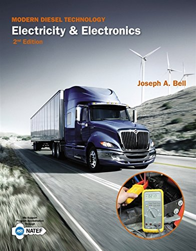 - Modern Diesel Technology: Electricity and Electronics