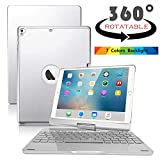 Best Apple Friend Ipad Cases - Keyboard Case for New iPad 2017 5th Gen Review