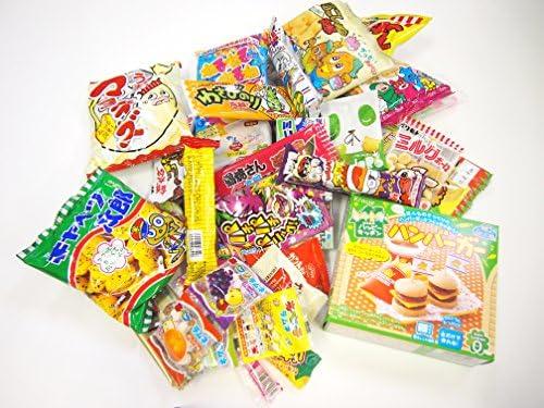 52 Japanese Candy and Snack Okashi Set: Amazon.es: Alimentación y ...