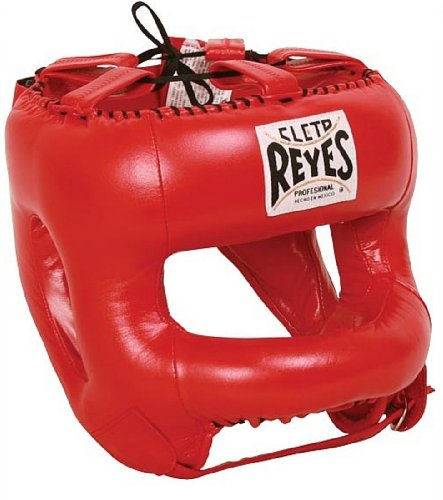 Cleto Reyes Protector Boxing Headgear II, Red