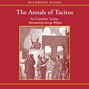 The Annals of Tacitus: Excerpts Audiobook
