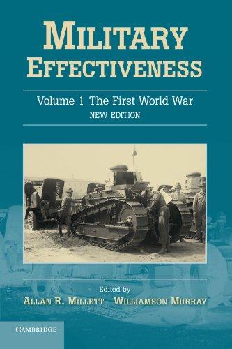 Military Effectiveness (Military Effectiveness (Paperback)) (Volume 1)