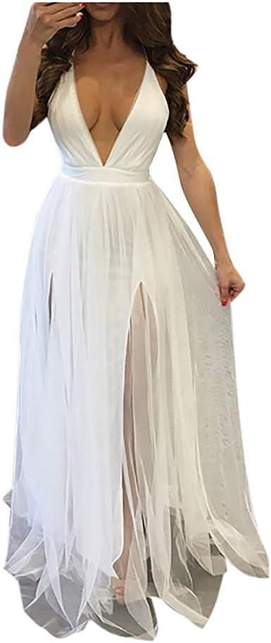 Maxi Dress Long Evening Cocktail Swing Floor length Formal Summer Women