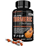 Product review for Turmeric by Life's Armour | High Potency Organic Turmeric Curcumin Root Powder w/ Bioperine Supplement Pure Antioxidant for Anti-Aging, Liver, Heart, & Digestive Health, Joints, & Memory