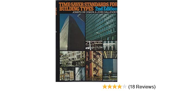 Time Saver Standards For Building Types Ebook