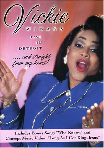 Vickie Winans: Live in Detroit... And Straight from My Heart by COMPENDIA MUSIC GROUP
