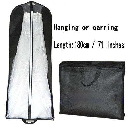 travel garment bag wedding dress - 2