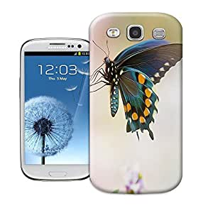 SIYJHO beautiful butterfly picture of TUP new style scratch-proof covers for samsung galaxy s3