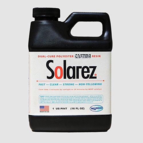 sun cure resin - 8