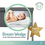 Cher Bébé Wedge Pillow for Halo and Chicco