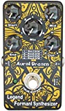 Aural Dream Legend Formant Synthesizer Guitar Effects Pedal with 9 Human Vowels based on expanding wah similar to''Talk box'', True Bypass