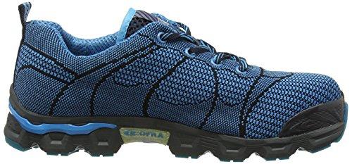 Cofra JE023–000.w40taglia 40S1P SRC Beach Soccer Scarpe di sicurezza, Blu
