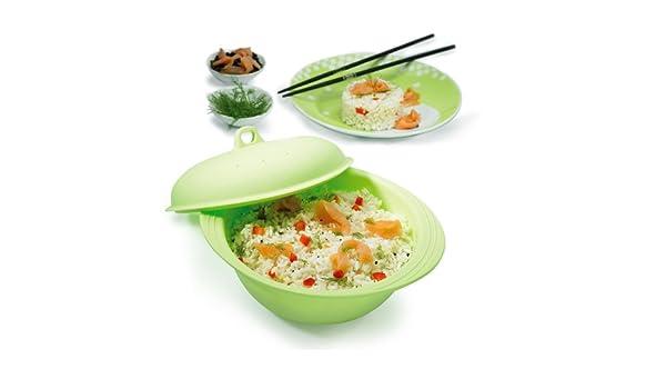 Mastrad M123583 - Cocedor de arroz Silicona microondas: Amazon.es