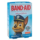 Band-Aid Paw Patrol Bandages - First Aid Kid Supplies - 480 Per Pack